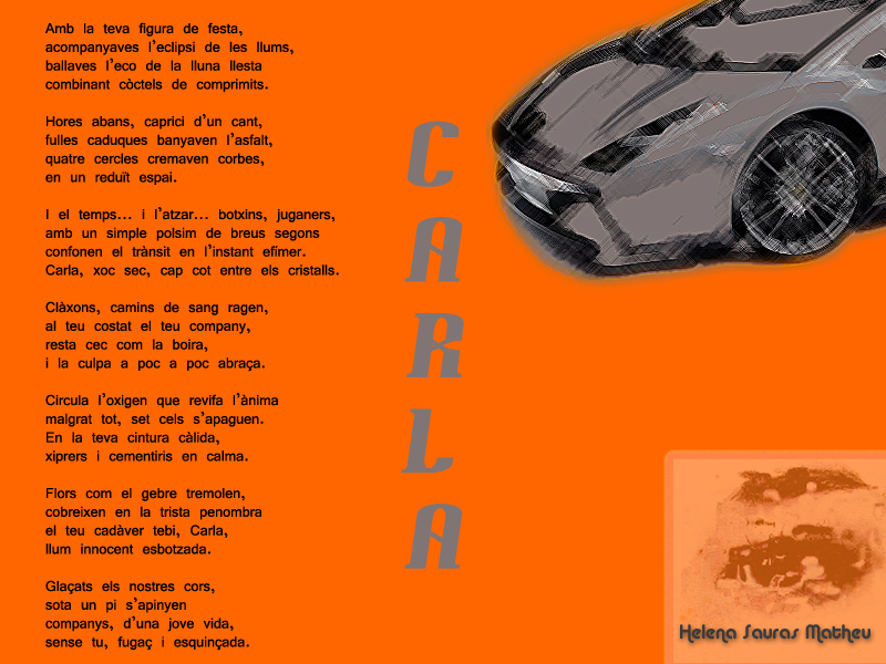 "Poema Carla de ""Corbes de sang"""